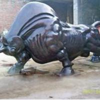 供应江苏铜雕开荒牛,江苏铜雕开荒牛价格,江苏铜雕开荒牛生产厂家