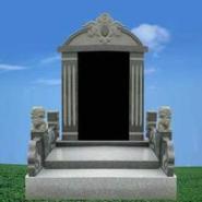 天津公墓清明图片