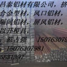 供应福建福州铝合金风口百叶风口直角框料防雨百叶铝材图片
