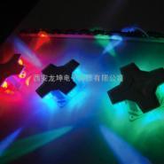 西安LED十字星光灯厂家直销图片