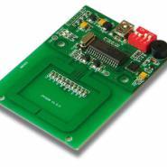 MiniUSB接口IC读卡器图片