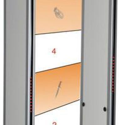 室内安检门图片/室内安检门样板图 (3)