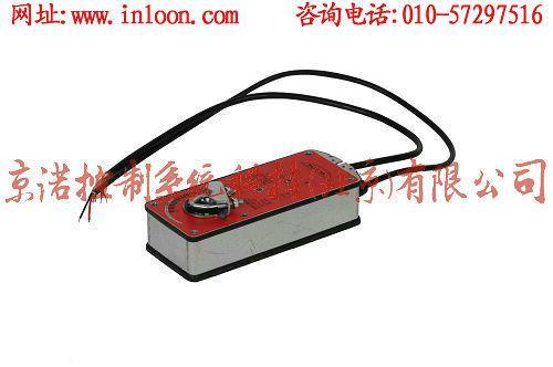 京诺弹簧复位防火排烟阀风阀执行器报价图片