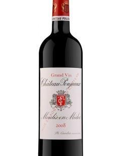 宝捷庄园干红葡萄酒2008图片