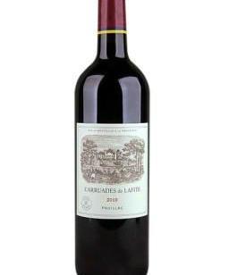 拉菲副牌干红葡萄酒2010图片