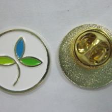 供应徽章 广州金属徽章制作厂家/纪念金属胸章订做广州徽章价格