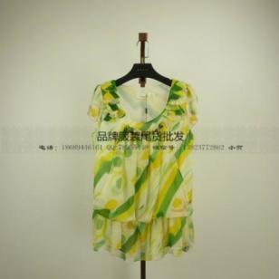 斐洛品牌名品折扣店尾货服装图片