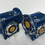 三水铝壳蜗轮蜗杆减速机图片