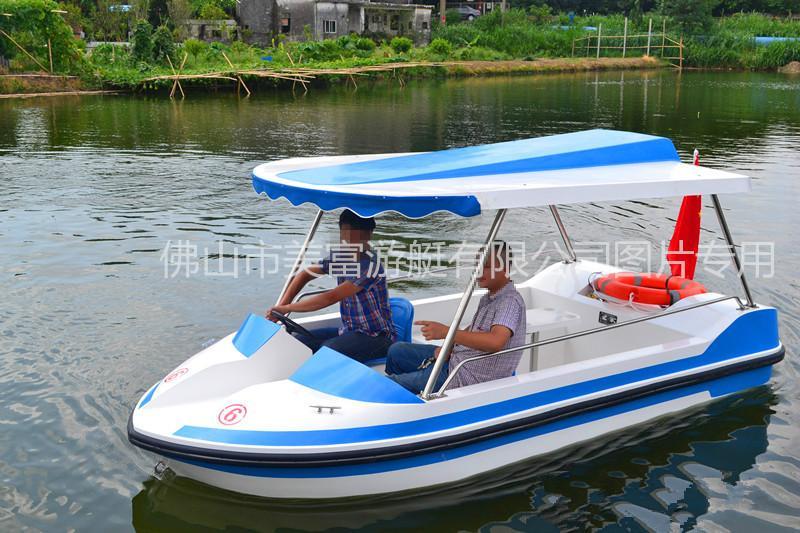 供应江西省电动船批发、电动船价格、公园游船