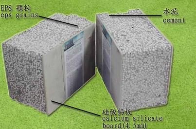 供应浙江新型轻质隔墙板 防火 隔音 节能环保建筑材料