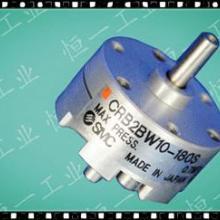 进口原装SMC叶片式摆动气缸CRB2BW10-180S.摆动气缸图片