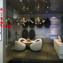 山东潍坊精品英伦创意大牌男装服装展柜公司服装展柜制作具体流程
