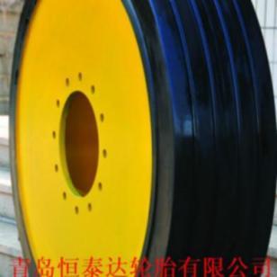 钢厂混料车实心胎1400-20图片