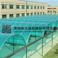 湖北武汉黄石襄阳pc雨棚塑料建材