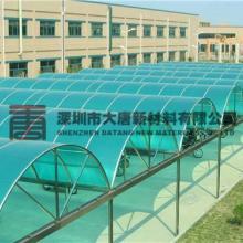 供应湖北武汉黄石襄阳pc雨棚塑料建材-4-18mmpc阳光板-2-5mmpc耐力板图片