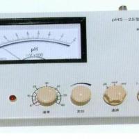 供应上海雷磁精密酸度计PHS-25-指针