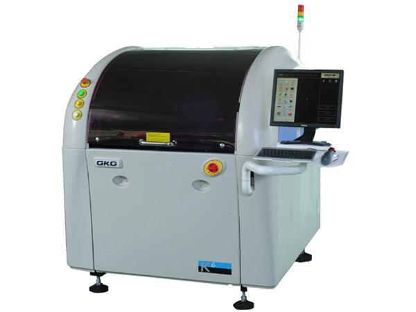 全自动印刷机_供应gkg大板全自动锡膏印刷机
