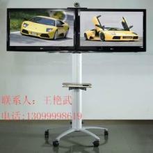 供应云南电视挂架移动推车吊架直销 视频会议支架图片