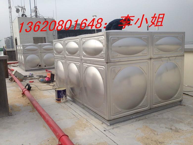 供应方形水箱-组合方形水塔-消防水箱-不锈钢方形保温水箱
