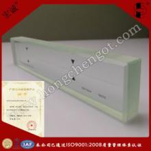 供应东完厂家300mm玻璃线纹尺图片