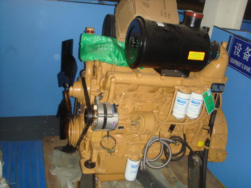YC6B125-T20 玉柴6108G 工程机械发动机 玉柴收割机用发动机