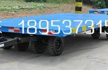 供应10T平板拖车