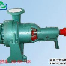 供应R型高温热水循环泵 湖南中大品牌 80R-60A热水泵批发
