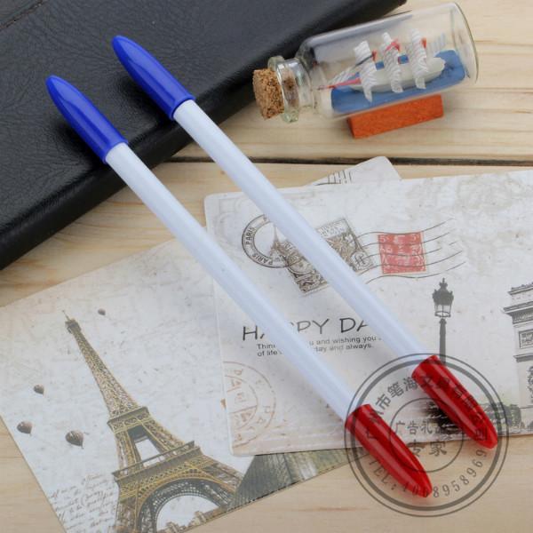 供应会议专用塑料圆珠笔广告笔厂