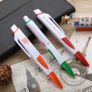 南昌塑料圆珠笔塑料广告笔订制厂图片
