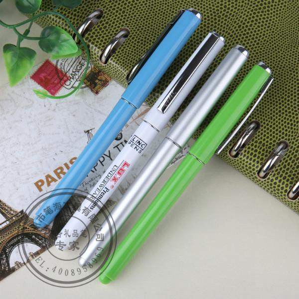 供应办公专用中性笔广告笔礼品笔印logo学生中性笔