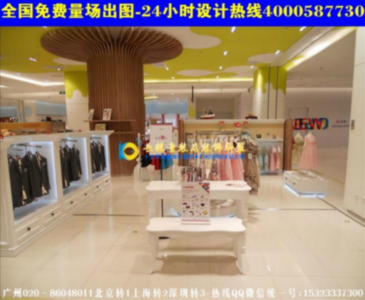 包头韩国大全店装修效果图童装新风布朗图片知乎图片