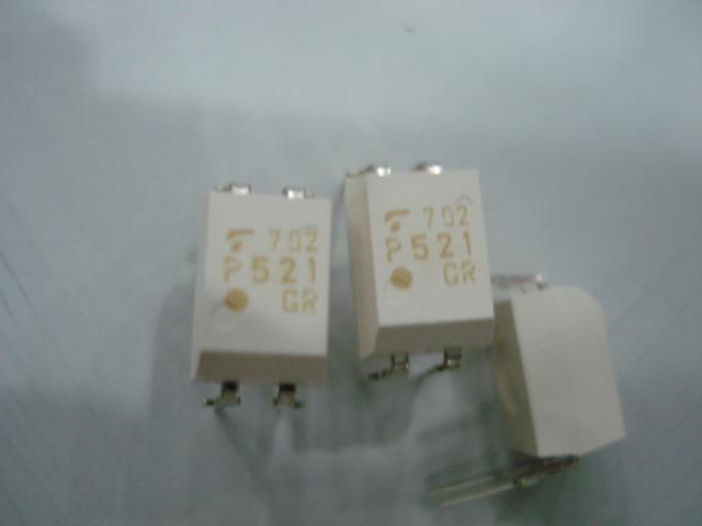 供应TLP521-1 光电耦合器