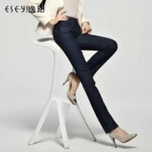 供应2015春季新款女式牛仔裤
