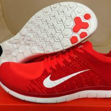 供应耐克跑步鞋4.0FLYKNIT红白36--44批发