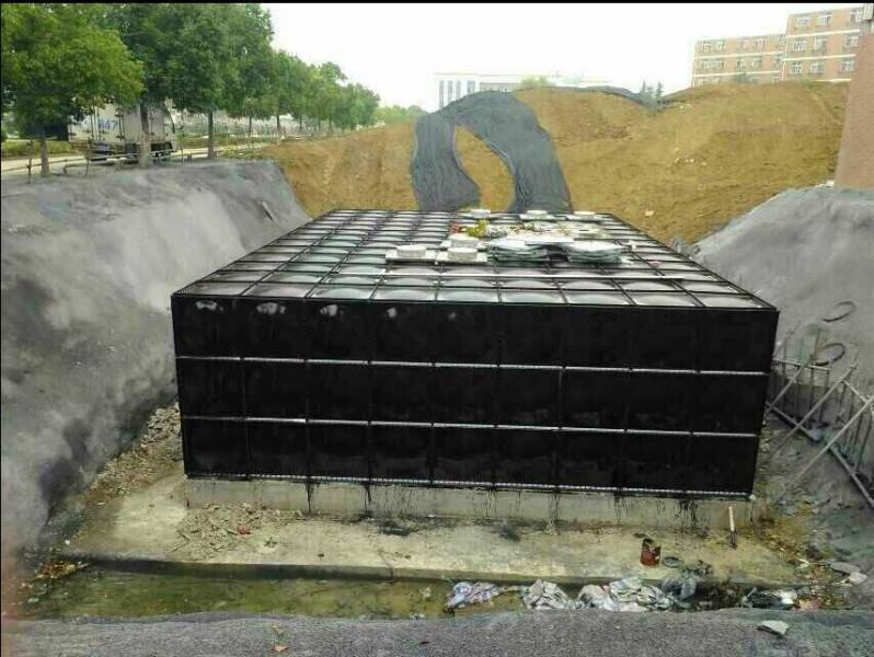 供应其他加工环保设备不锈钢水箱应