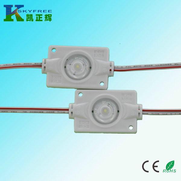 供应3030LED注塑模组 LED批发模组