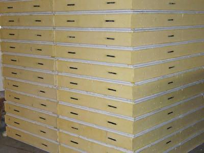 供应诸暨聚氨酯复合板图片