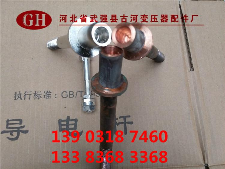 供应黄铜Φ16×204导电杆