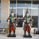 供应铜雕四大天王.四大天王定制.四大天王雕塑铸造厂家