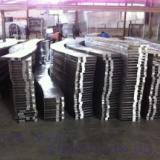 重庆铝方通批发价格&原生态木纹色铝方通吊顶&任意定做铝方通规格