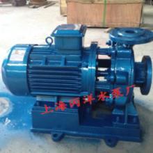 供应卧式单级单吸管道离心泵  上海管道泵厂家  丙洋卧式单级管道泵低价批发