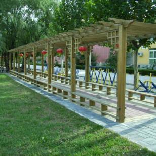 上海山樟木花架加工商图片