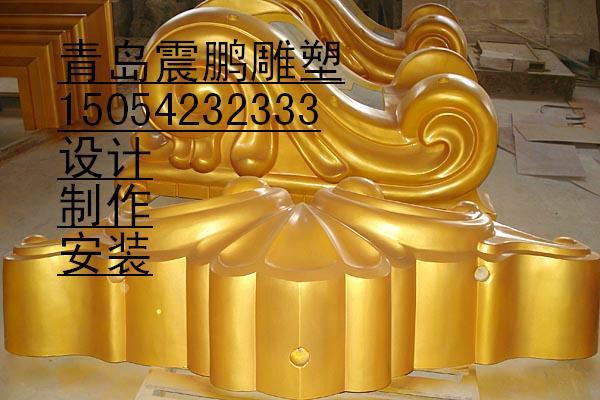 供应青岛玻璃钢造型雕塑公司15054232333