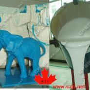 工艺模具硅胶、手板模型硅胶矽利康图片