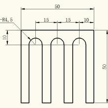 供应ABL3-50-50-T垫片