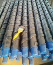 供应各种型号的肋骨地质钻杆用平行带钢