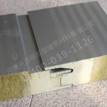 供应广西玻璃丝棉夹芯板PU封边厂家批发,防火玻璃丝棉夹芯板供应商