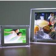 亚克力水晶相框高档有机玻璃相框图片