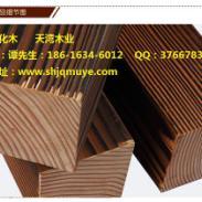表面碳化木供货商图片