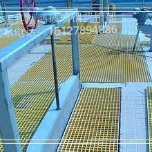 供应填料支架用玻璃钢格栅河北衡水瑞鸿玻璃钢格栅厂家直销图片